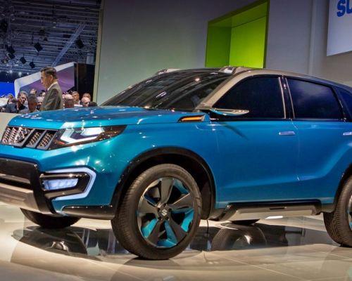 Автопроизводитель Suzuki тестирует конкурента Nissan Juke