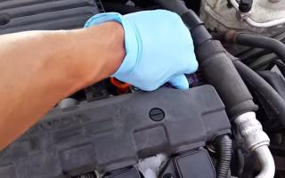 Замена масла в двигателе Хонда Цивик