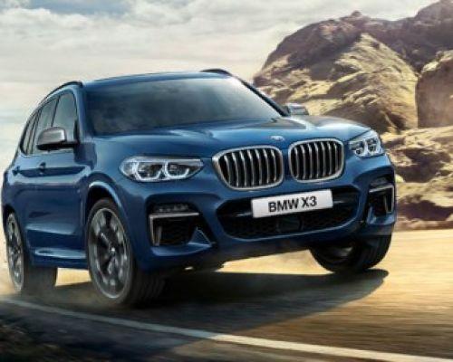 Обзор автомобилей BMW X3
