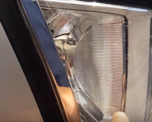 Замена ламп дхо Hyundai Creta