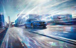 Обзор нового BMW 3 серии