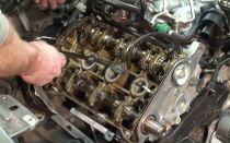 Замена прокладки клапанной крышки Ауди А6