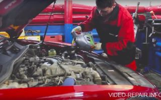 Виды технического обслуживания автомобиля