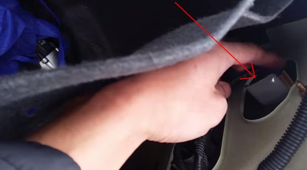 Расположение лампы стоп сигнала Хонда Цивик