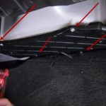 Замена салонного фильтра Вольво S60