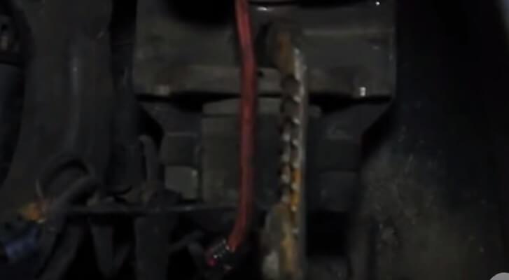 Затапливаем тормозной поршень Ауди А6 С5