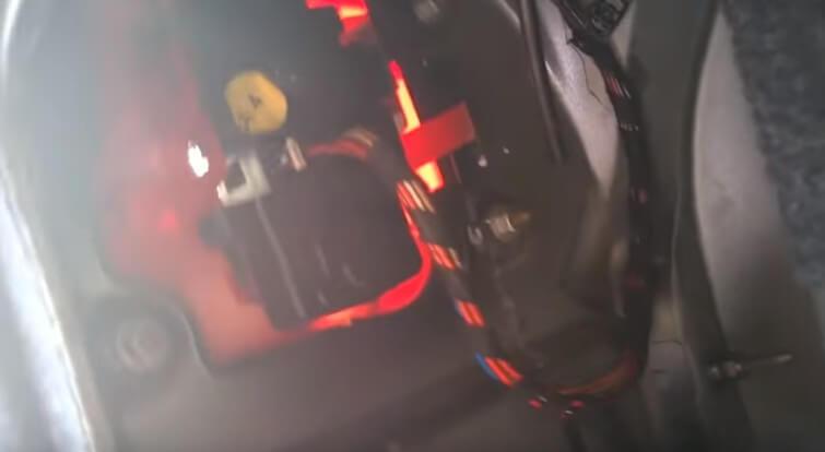 Блок ламп Ауди А6 С5