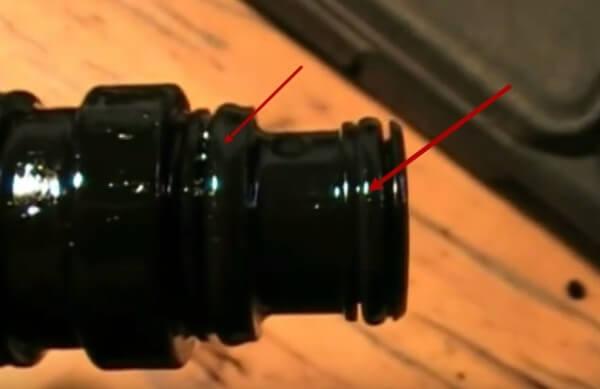 Меняем уплотнительные кольца на крышке масляного фильтра Опель Астра