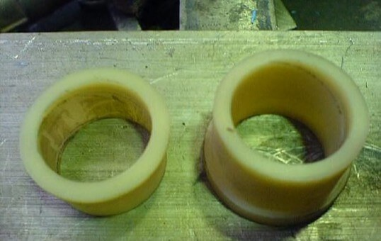Втулка корпуса рулевой рейки Киа Сид