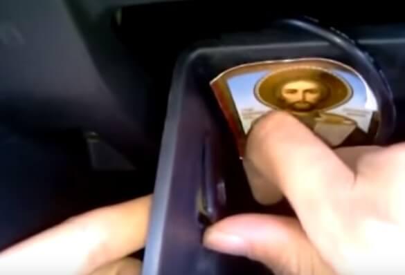 Клипсы крепления бардачка Хендай Гетц